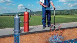 Detekcija curenja vode